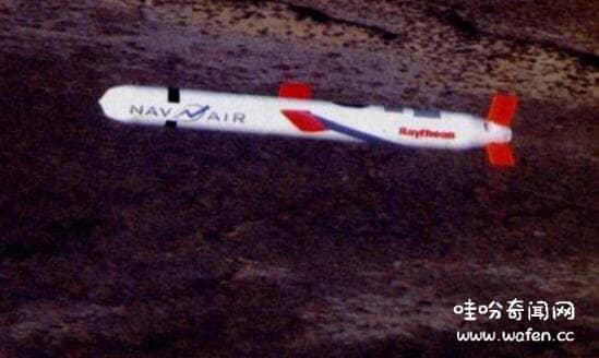 战斧式巡航导弹的研发过程最初精度30米险些夭折