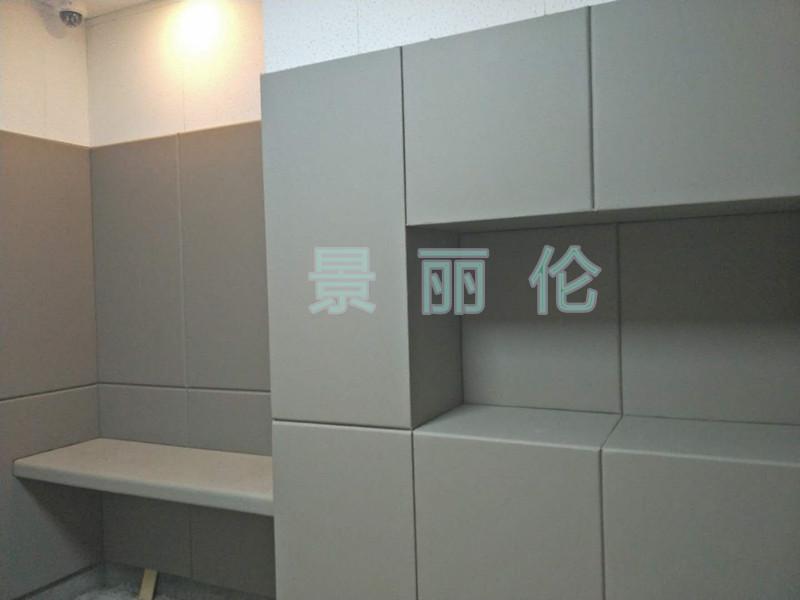 湖北纪检委墙面软胶防护装修材料2018新款PVC软包